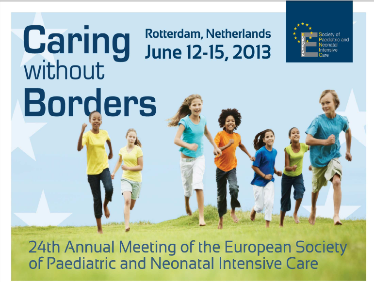 24th Annual Meeting of the European Society of Paediatric and Neonatal Intensive Care