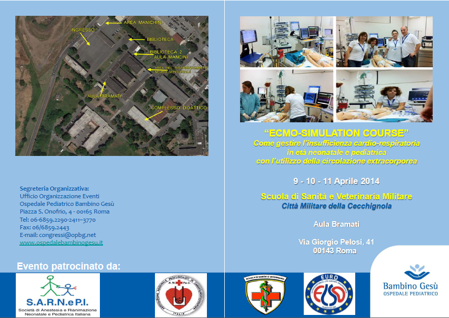 ECMO-SIMULATION COURSE