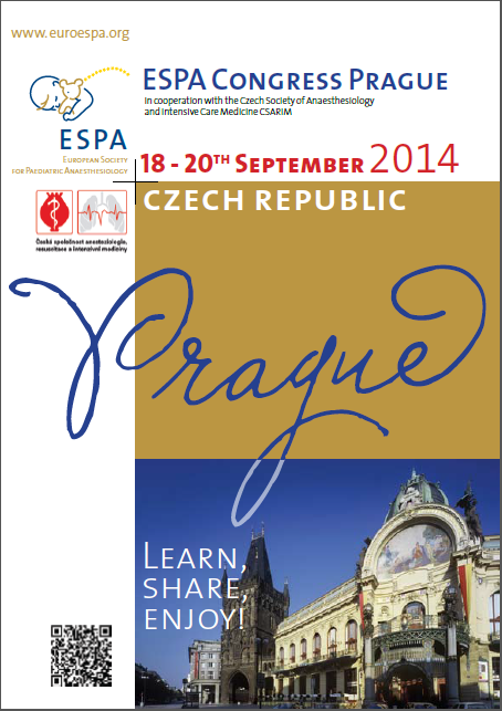 ESPA Congress Prague