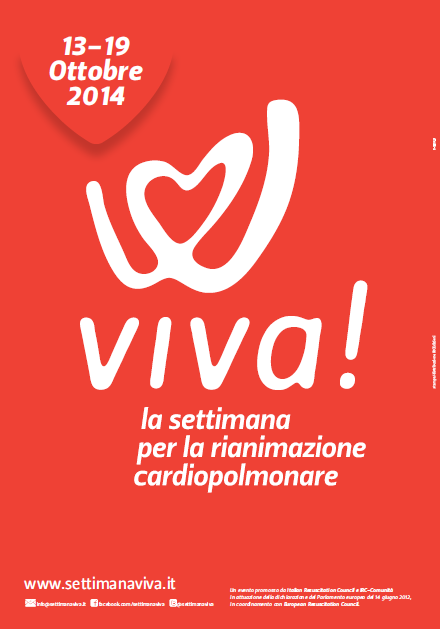 Viva! la settimana per la rianimazione cardiopolmonare