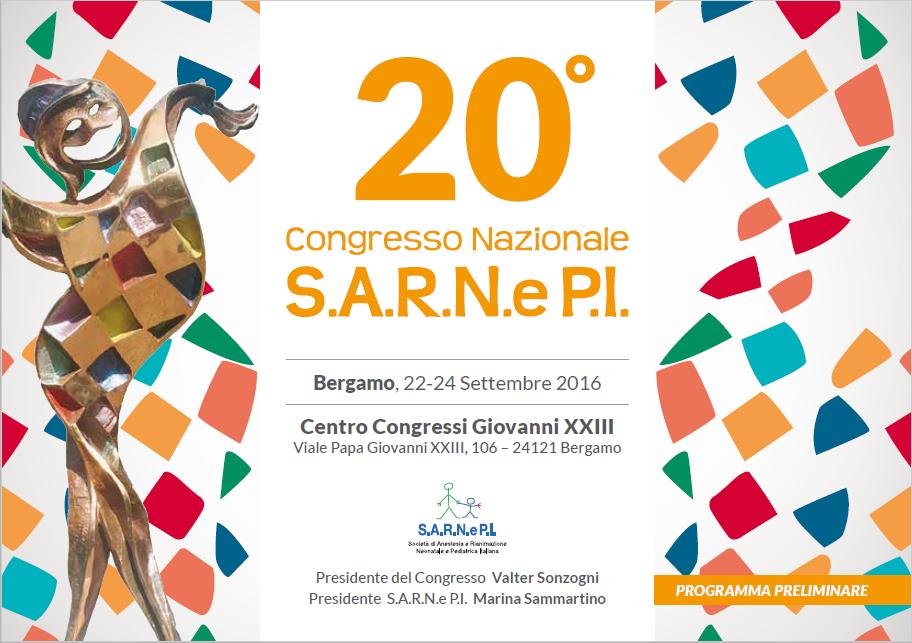 20� Congresso della S.A.R.N.E.P.I.